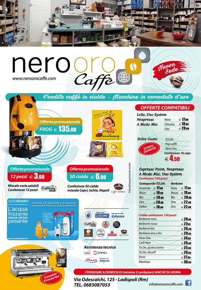 Aliquota iva su vendita cialde caffe'